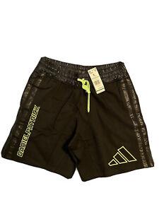 New! $100 Sz. Lrg Adidas Daniel Patrick X James Harden Basketball Shorts. Black