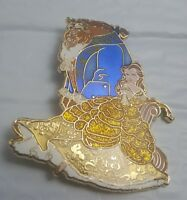 Disney D23 Designer Fairytale Pin Beauty and the Beast Belle LE 250 new with box
