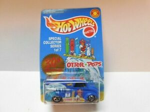 Hot Wheels - 1/64  - Otter Pops - Dairy Delivery - Special Edition