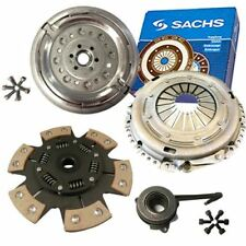 Sachs Volante de Inercia Doble Paleta Embrague Kit para Seat Altea MPV 2.0 Tdi