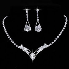 Unbranded Silver Plated Costume Jewellery Sets