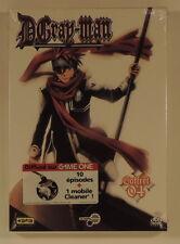 manga D Gray Man coffret DVD 4 episodes 31 a 40