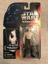 Star Wars The Power Of The Force Carbonite Block Han Solo