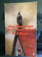 Classic Novel One Flew Over the Cuckoo's Nest by Ken Kesey - Like New Paperback!
