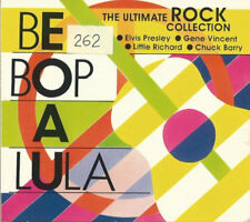 Divers ‎– Be Bop A Lula (The Ultimate Rock Collection) - CD