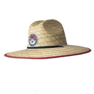 TravisMathew Flex Pack Straw Hat
