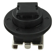 JJC Msa-2 Active Interface Shoe(ais) to Universal Hot Shoe Adapter Converter