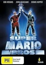 Super Mario Bros. (DVD, 2008)