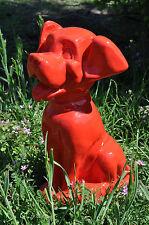 HUND, DEKO 40 cm groß Designer Deko Figur, TOP