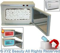 2 in 1 Hot Towel Warmer Cabby & UV Sterilizer 24 Hand Towels Spa Salon Equipment
