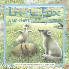 The Little Fox and the Lost Egg, Martin, Ruth