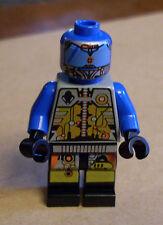 Lego UFO Droid Blue blau Figur Druide Ausserirdischer Weltraum Raumfahrt Neu