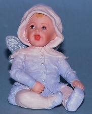"Boyds Bears resin Fairietots"" #36251 Giggles baby fairy NIB year round, 2002"