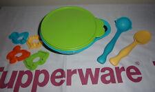 New Tupperware Tupperkids Thatsa Baking  Set