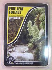 Woodland Scenics F1133 verde oliva Fine-leaf follaje