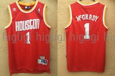 ... order nwt tracy mcgrady 1 nba houston rockets swingman throwback jersey  man red 0dc6e 58f06 ab7f6fb29