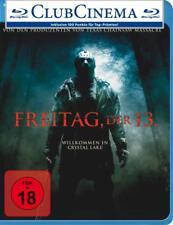 FREITAG DER 13.  Uncut Remake 2009 Marcus Nispel BLU-RAY JASON IN CRYSTAL LAKE