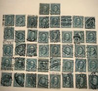 US Rutherford Hayes 1922-5  Sc#563 Oddities And Fancy Cancels Stamps Collection