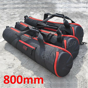 Padded 80cm Camera Tripod Carrying Bag Cases Shoulder Strap for Manfrotto Benro