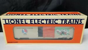 Lionel Electric Trains Boxcar, #6-19927 Lionel Visitor Center 1993 NEW Unopened