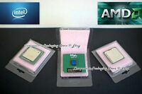CPU Clam Shell Case for Intel AMD Processor with Anti Static Foam - Qty 20 New