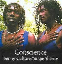 BENNY CULTURE/SINGIE SHANTE - CONSCIENCE NEW CD