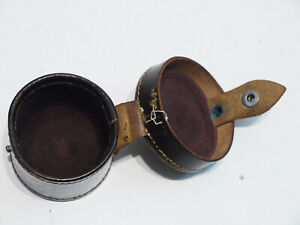 Leica Objektivköcher Leder
