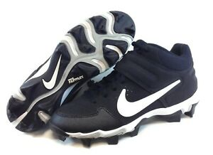 Mens Nike Alpha Huarache Varsity Mid Keystone AO7956 001 Baseball Cleats Shoes