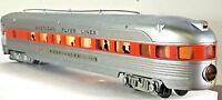 American Flyer No. 963 Illuminated Washington Observation Car with Orange Stripe