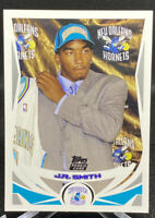 J.R. Smith 2004-05 Topps Rookie Card RC #238