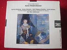 BRAEIN - ANNE PEDERSDOTTER - SIMAX OF NORWAY (2 CD 1993 AUSTRIA)