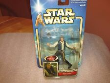 Hasbro 2002 Star Wars Return of the Jedi Han Solo (with quick draw action)