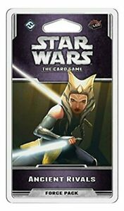 Star Wars The Card Game ANCIENT RIVALS Force Pack / Expansion FFG LCG