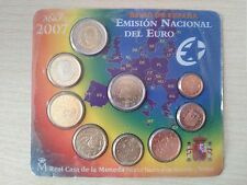 SERIE EUROS AÑO  2007   ESPAÑA   ( MB10525 )
