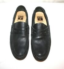 Frye Men's Black Leather Penny Loafers Casual Shoes Size 8.5 D