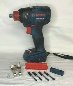 BOSCH GDX18V-1800C HD EC Brushless FREAK 1/4 Hex & 1/2 Square Impact/Wrench -NEW