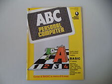 ABC PERSONAL COMPUTER (GRUPPO EDITORIALE JACKSON) - N° 5/1984