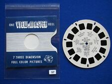 VIEW-MASTER - Mother Goose Rhymes - Reel MG1  -1950