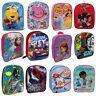 Boy & Girls Disney TV Character Back To School Bag Backpack Rucksack New Gift