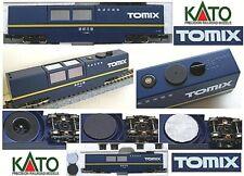 Tomix 6425 EX 6421 Vagone per pulizia binari con Motore Aspira Polvere Scala-n