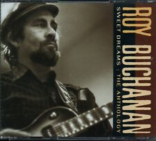 ROY BUCHANAN - Sweet Dreams: The Anthology - 2xCD Album *Best Of* *Fat-Box*