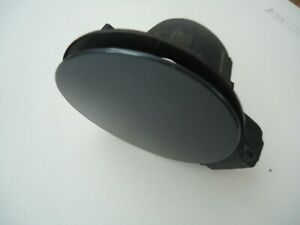VW POLO 2002-2008 9N MK4 GREY LC7V FUEL FILLER COVER FLAP WITH CAP 14.5CM.