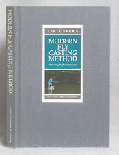 MODERN FLY CASTING METHODS: ESSENTIAL CASTS Lefty Kreh LITTLE LIBRARY OF FISHING