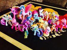 My Little Pony Lot Sale 17 Pieces