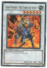 Yugioh! Gaia Knight, the Force of the Earth - 5DS3-EN041 - Common - 1st Edition