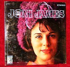 LP JONI JAMES AFTER HOURS 1962 MGM ORIGINAL PRESSING STEREO SEALED