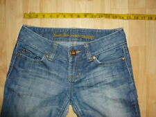Guess Pismo Straight size 27 denim blue jeans  AS IS