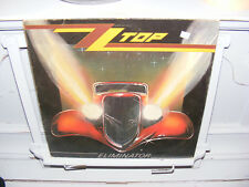ZZ Top LP Eliminator with original inner VG/VG/VG
