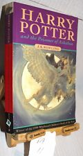 Harry Potter and the Prisoner Of Azkaban, J. K. Rowling, 1999 1st/1st
