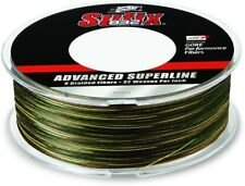 New Sufix 832 Advanced Superline Braid 30 lb 600Yds Camo 660-230Ca